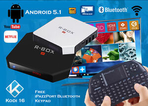 New Android 6 4k Octacore Smart TV box media player Mxq pro T95Z