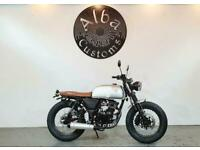 2020 MUTT Motorcycles Ltd MUTT 125 AKITA