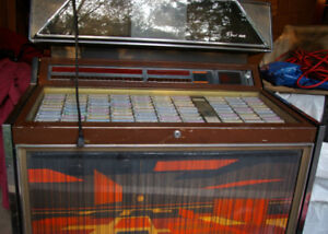 2  - AMi Jukeboxes from 1967 and 1968 for sale