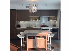 Luxury 2 bed 2 bath @ One Pacific (Yaletown)