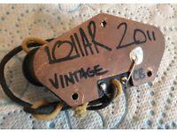 Lollar Vintage T Telecaster pickup fits Fender Telecaster