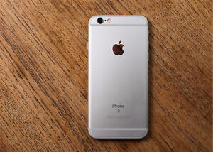 Iphone 6s 64g fido comme neuf