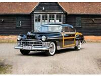 1950 Chrysler Newport Town & Country Saloon Petrol Automatic