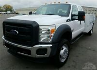 2015 Ford F550 4x4