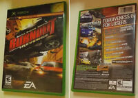 XBOX games in great condition
