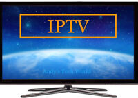 IPTV Subscriptions ***GREAT PRICES***
