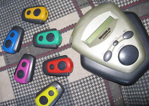 Remote Possibilities an Electronic Guessing Game