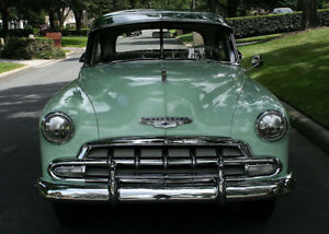 WANTED 1952 CHEVROLET GRILL (TEETH)