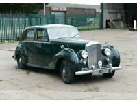 1951 Bentley MK VI Petrol Manual