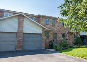 Waterdown Freehold Townhome