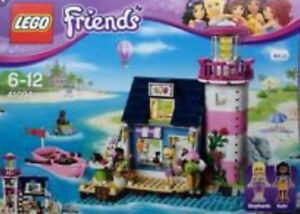 Lego Friends Heartlake Lighthouse #41094 and FREE Outdoor Bakery