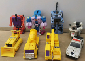 Transformers G1 Combiners