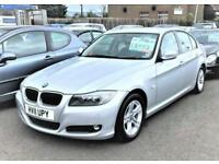 BMW 3 SERIES 318I ES 2011 Petrol Manual in Silver