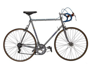 c1975 Coppi Professional Vintage Eroica Bicycle Size 60cm