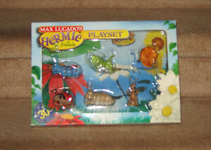 Max Lucado's Hermie and Friends DVD and Bug Play Set Strathcona County Edmonton Area image 3