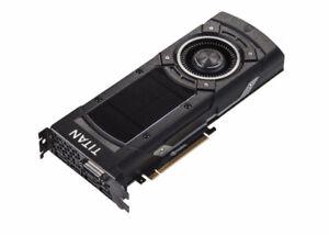 Nvidia GTX Titan X 12Go GDDR5