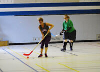 Come PLAY Floor Hockey with OSSC this Winter!