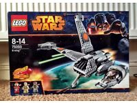 Lego Star Wars B-Wing New