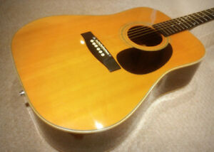 Acoustic Electric guitar - $135