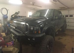 """8"""" Lifted F350 Brand New Motor!! For Sale or Trade!!!"""