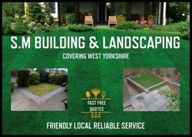 BUILDING/ GARDEN LANDSCAPING/ FENCING ETC