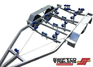 Swiftco 5.5 Metre Boat Trailer (Rated to 2000kg) Yeerongpilly Brisbane South West Preview
