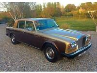ROLLS ROYCE SILVER SHADOW 2 - LOW OWNERS - LOW MILEAGE - LOVELY THROUGHOUT - PX