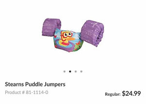 Puddle Jumper Up To 50LBS