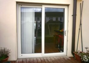 $$WANTED > USED SLIDING PATIO DOOR $$