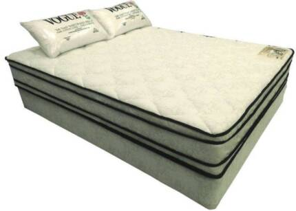 Back Care mattress - with pocket spring - Made in Aus
