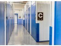 Secure indoor storage Chorley Area