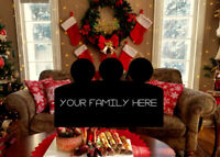 AFFORDABLE CHRISTMAS FAMILY OR PERSONAL PHOTOS