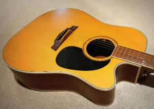 Parkwood PW360M Acoustic Electric Guitar - $525