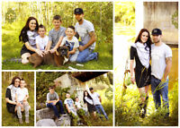 Book your outdoor photo session now