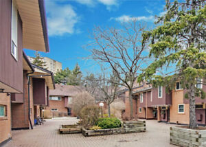 Rarely Offered 4-Bedrooom 1,445 Sqf Executive Townhome