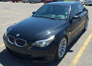 2007 BMW M5 Sedan V10 500HP