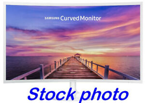 """Samsung 32"""" Curved LED Monitor"""