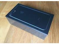 Apple iPhone 7 PLUS Jet Black 7+ 128gb - Mobile Phone Smartphone