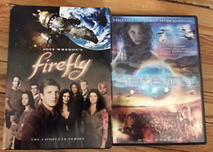Firefly: The Complete Series + Serenity DVD