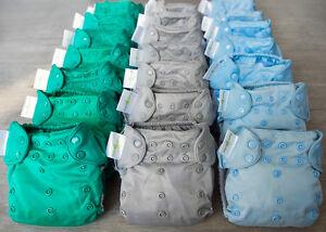 24 couches lavable Bum Genius Freetime (tout en un)