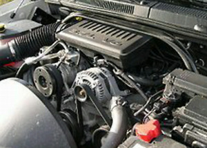 3.7 liter V6 Engine from 2005 Jeep Grand Cherokee