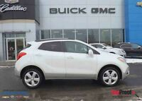 2015 BUICK ENCORE AWD, LUXURY, CXL, CUIR, TOIT OUVRANT, $28,489.