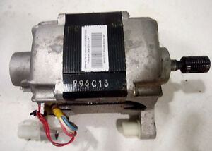 GE FRONT LOAD WASHER MAIN MOTOR WMAA030501