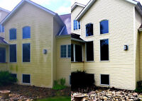 YOUR BEST CHOICE IN EXTERIOR HOME WASHING!
