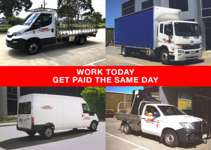 $$$ OWNER DRIVER WANTED $$$ Clayton Monash Area Preview