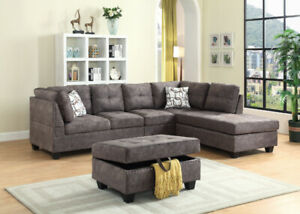 SECTIONAL SOFA ON DEAL :WINTER SALE
