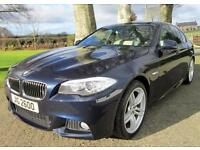 2011 BMW 520d auto M-Sport - FSH - high spec - Immaculate!