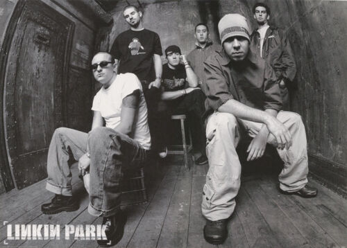 POSTER :MUSIC :LINKIN PARK - ALL 6 POSED - FREE SHIPPING !  #PP0373     RC33 i
