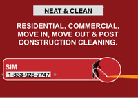 CLEANING LADY FOR HOME & OFFICE CLEANING.