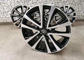 Alloys Wheels Refurbished powder coating
